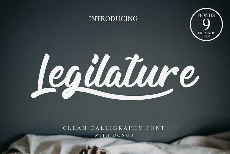Legilature Font