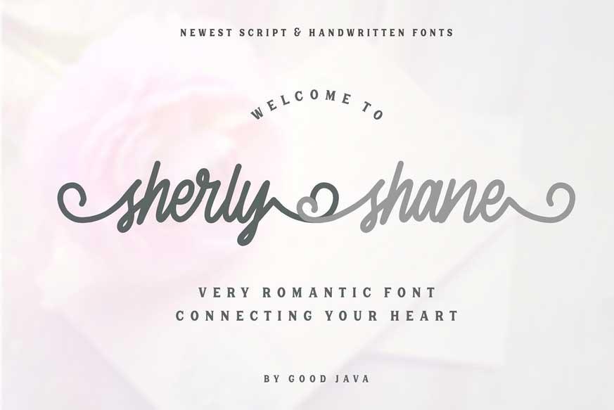 Sherly Shane Font