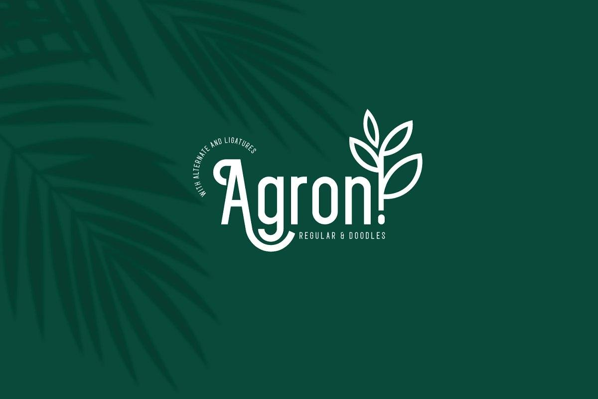 Agron Font