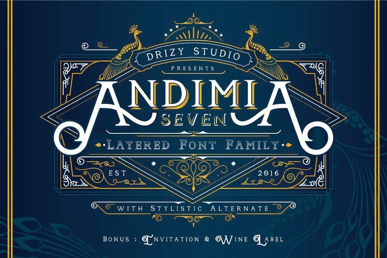 Andimia Font