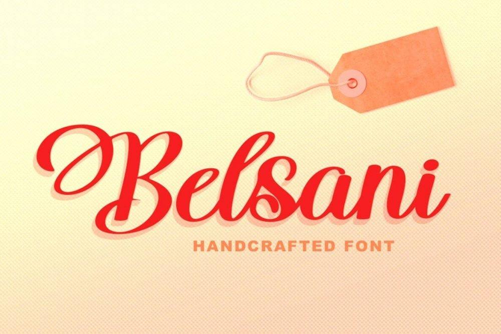 Belsani Script