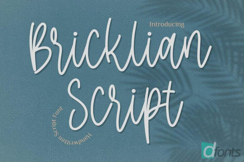 Bricklian Script