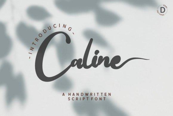 Caline Font