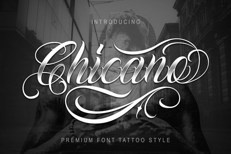 Chicano Font