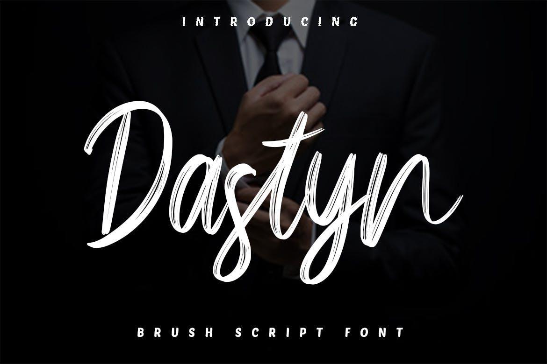 Dastyn Font