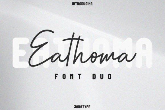 Eathoma Font