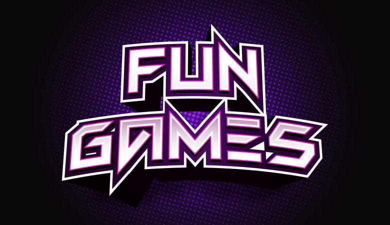 Fun Games - Futuristic Display Font