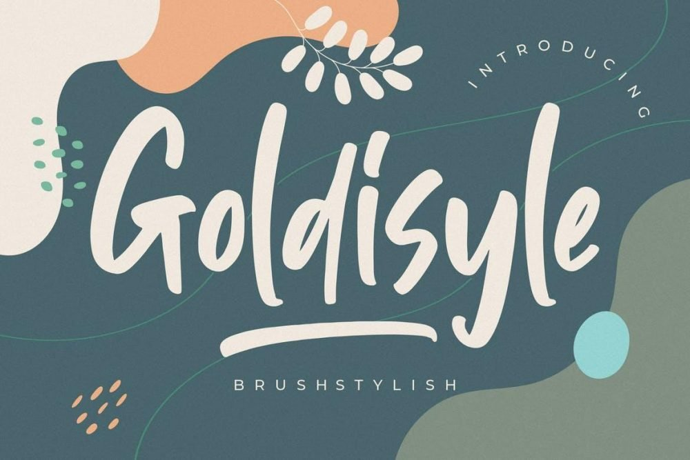 Goldisyle Brush Stylish
