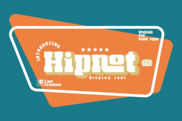 Hipnot Font