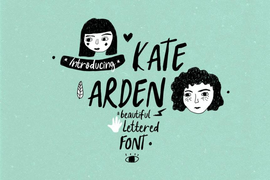 Kate Arden Font