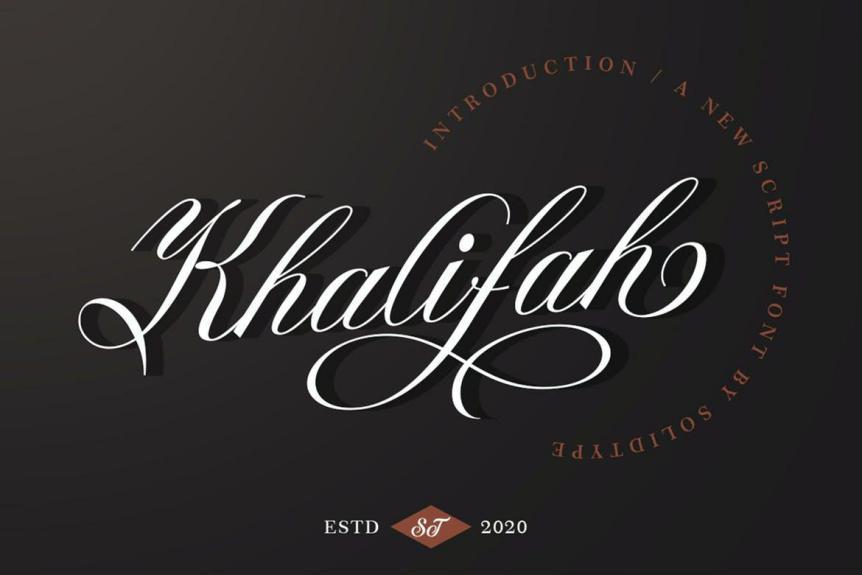 Khalifah Script