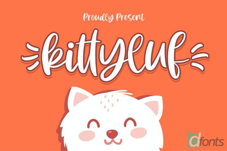Kittyluf Font