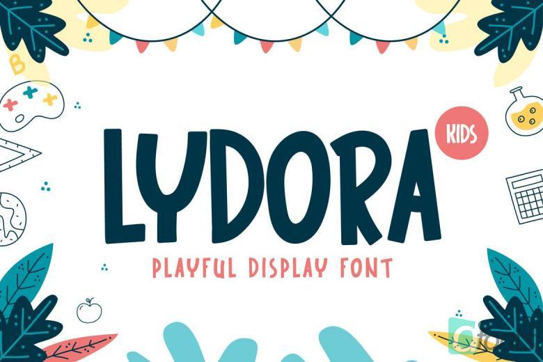 Lydora Kids QR