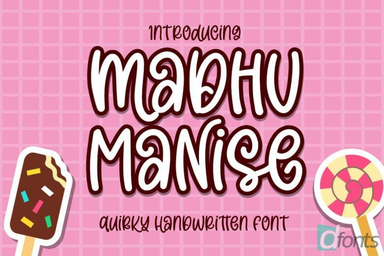 Madhu Manise Font