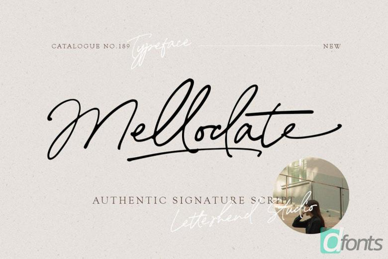 Mellodate - Signature Script