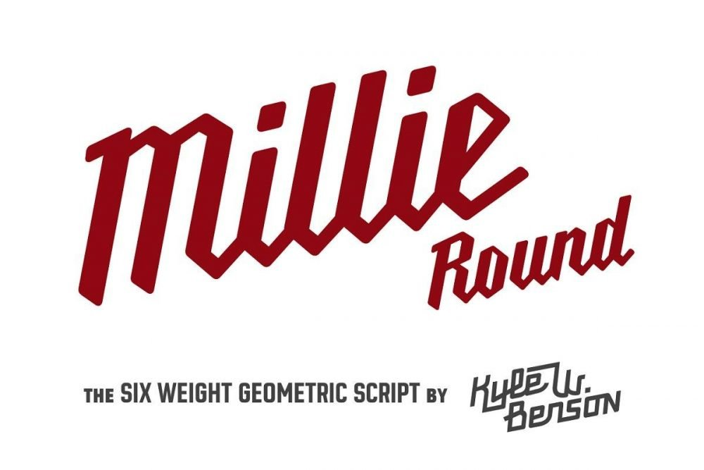 Millie Round Font