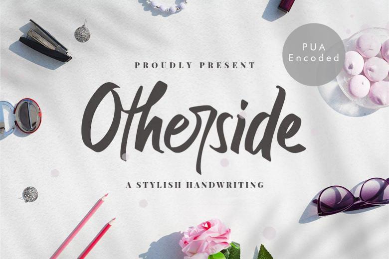 Otherside - Stylish Handwriting Font