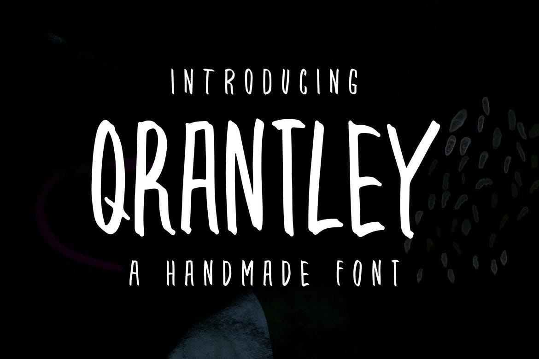 Qrantley Font