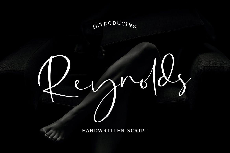 Reynolds Handwritten Script