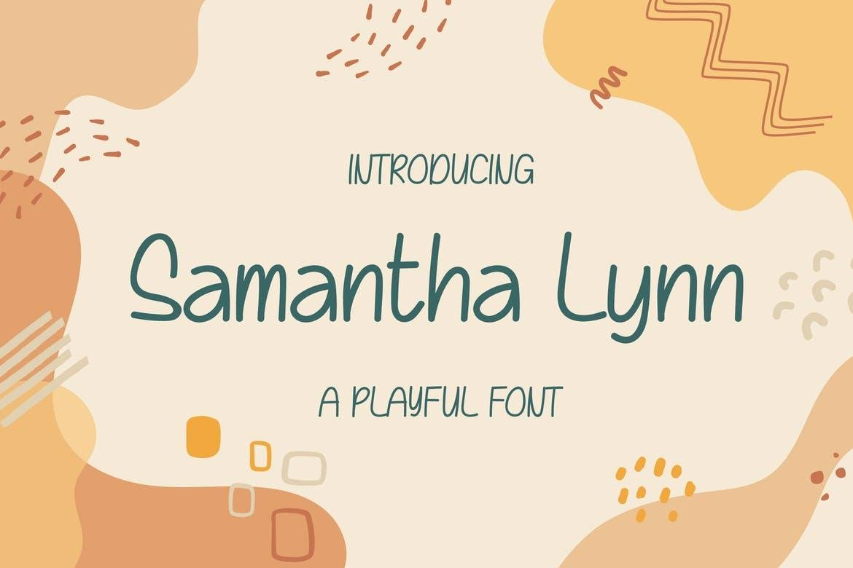 Samantha Lynn Font