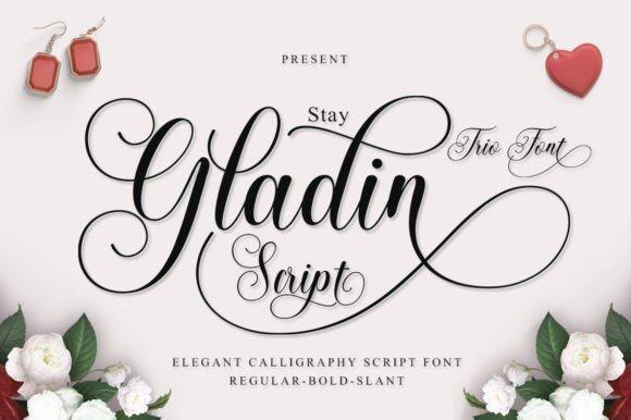 Stay Gladin Font