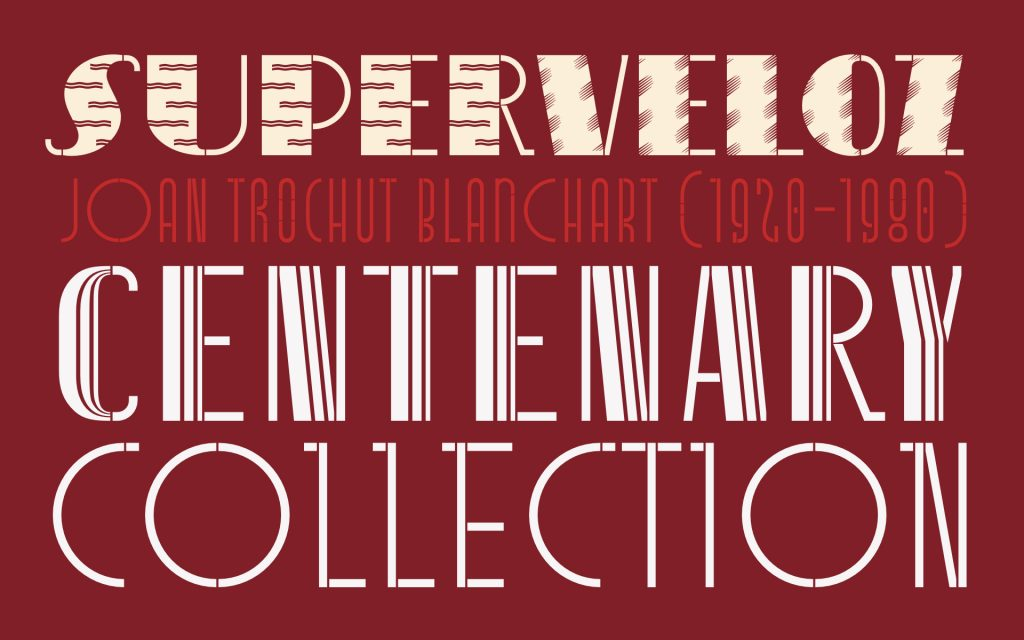 SuperVeloz Centenary Collection