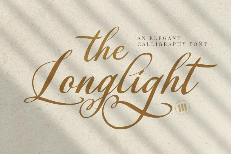 The Longlight Font