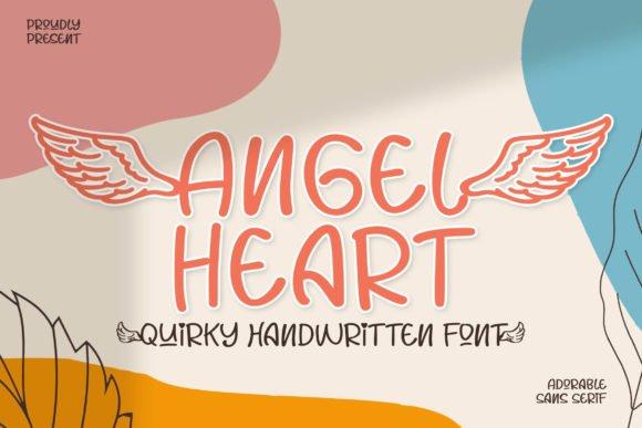 Angel Heart Font
