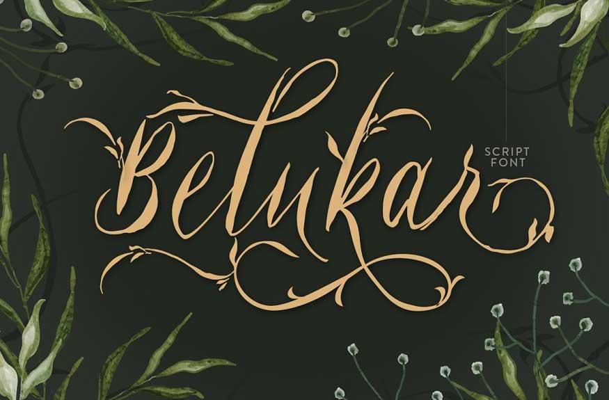 Belukar - Unique Display Script