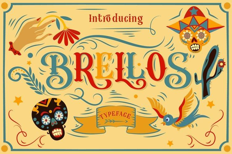 Brellos Font