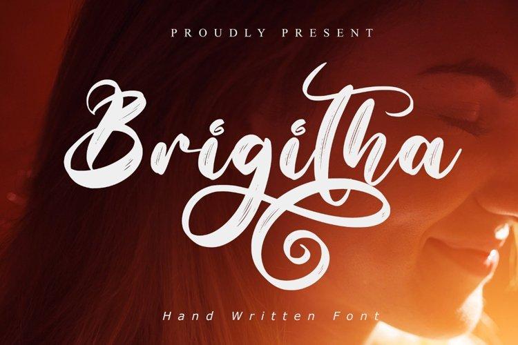 Brigitha Font
