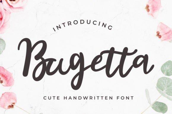Bugetta Font