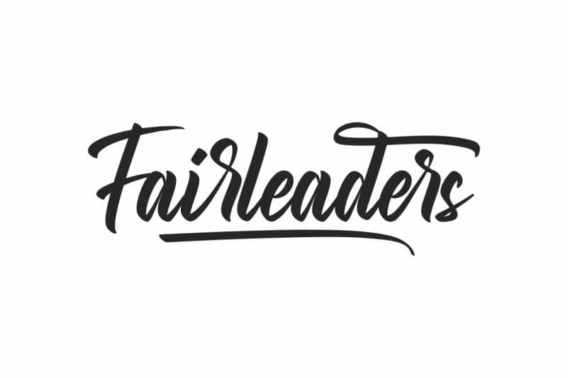 Fairleaders Font
