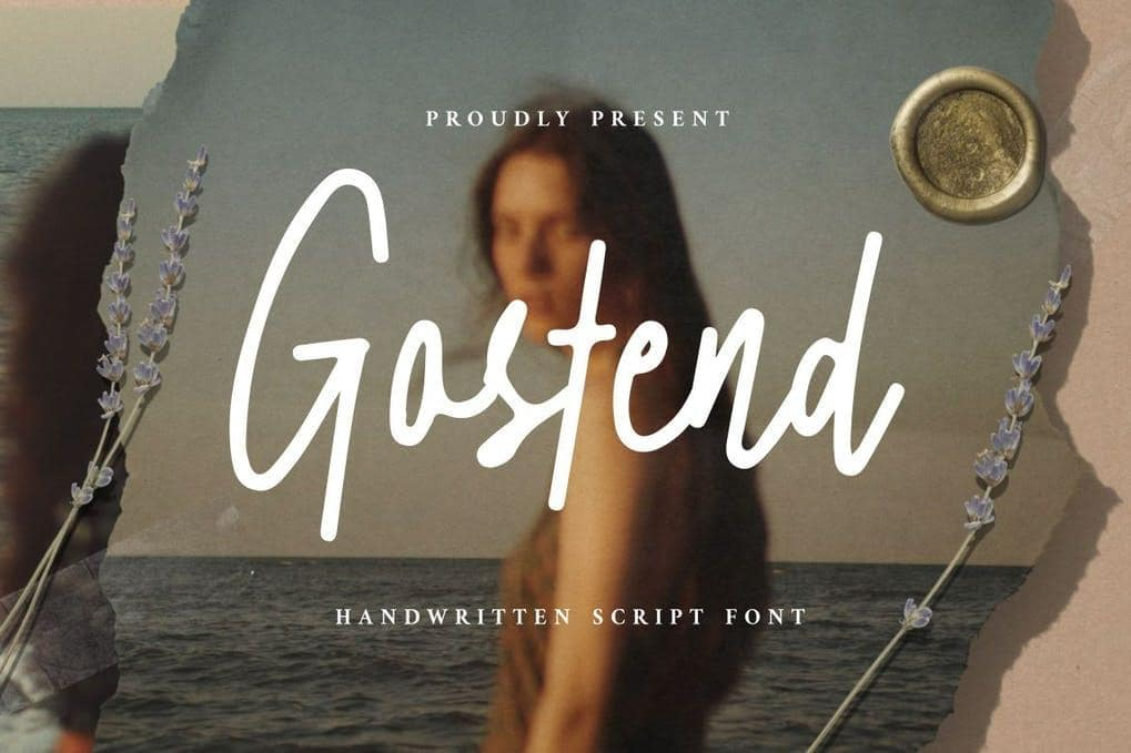 Gostend Font