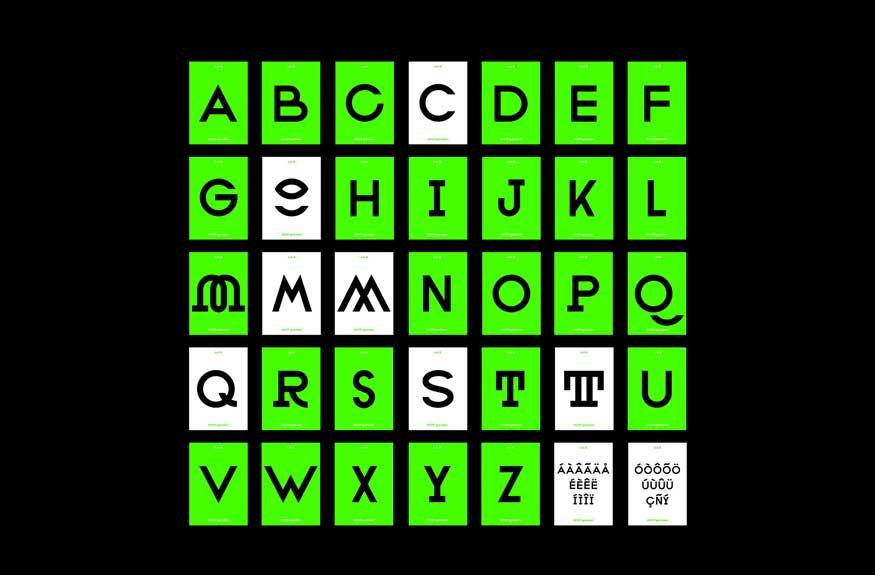 Hoot Typeface