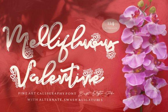 Mellifluous Valentine Font