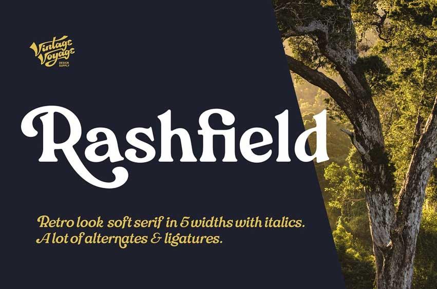 Rashfield Family