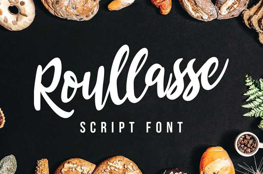 Roullasse Font