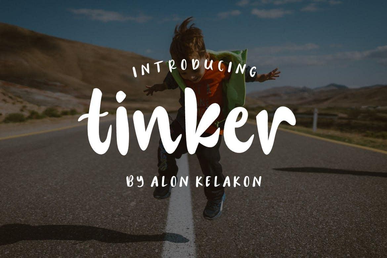 Tinker Font