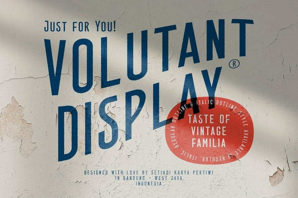 Volutant Display