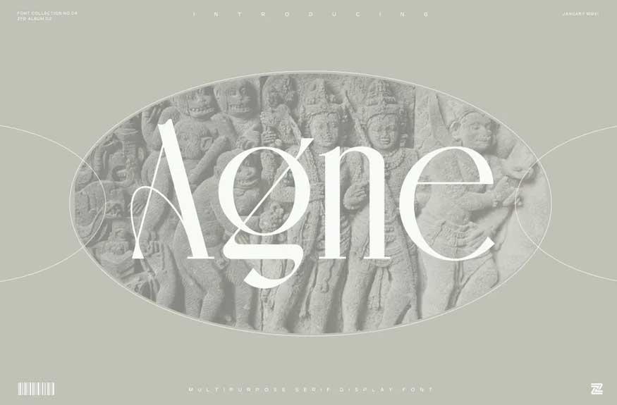 Agne Font