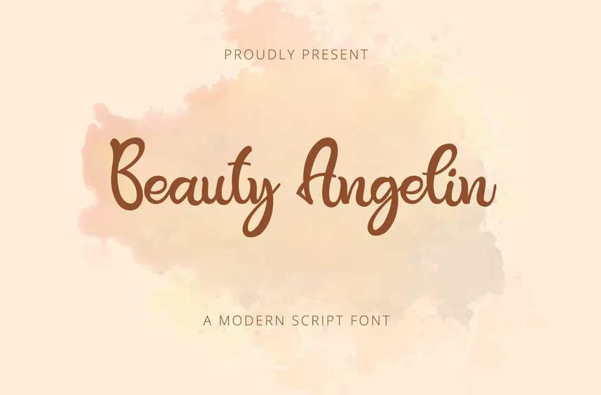 Beauty Angelin Script