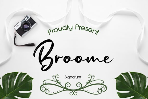 Broome Font
