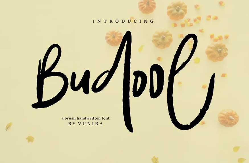 Budool Font