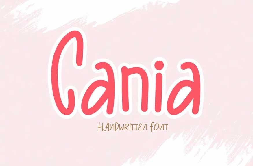 Cania Font