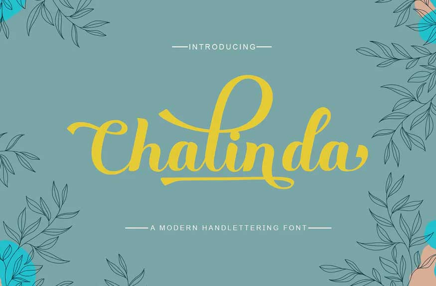 Chalinda Font