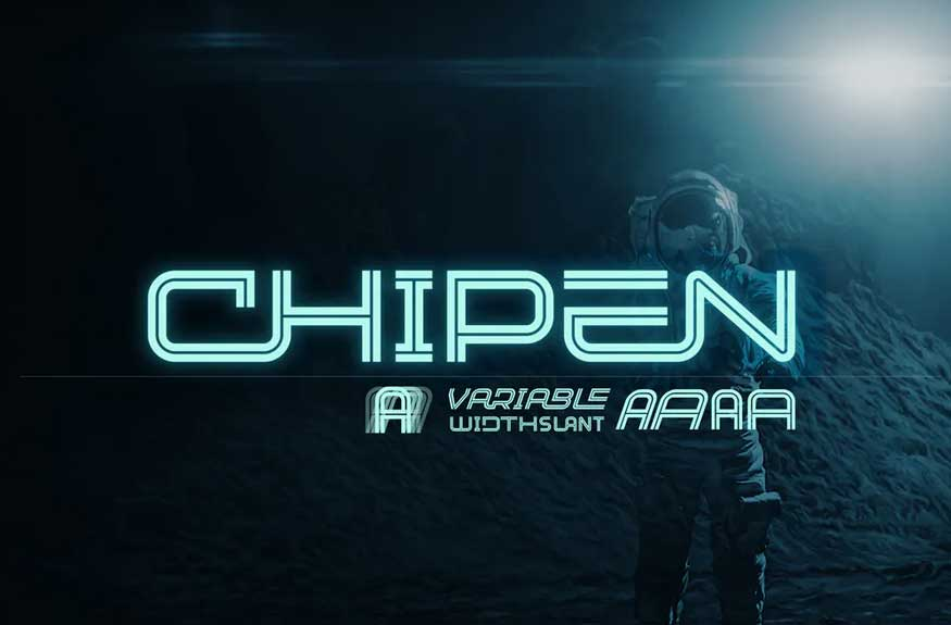 Chipen Font
