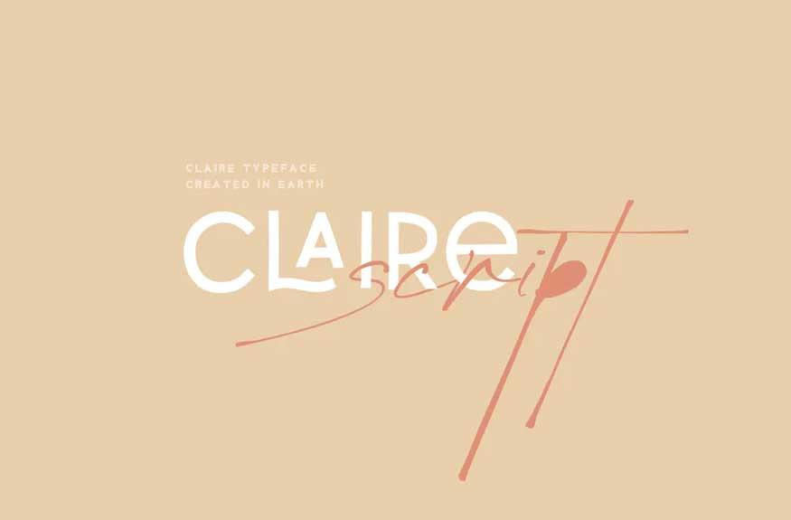 Claire Font