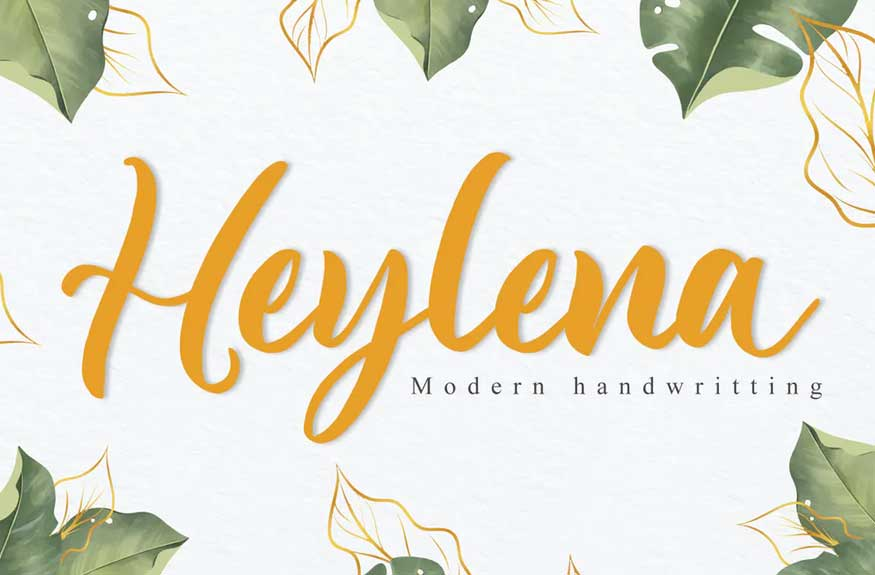 Heylena Font
