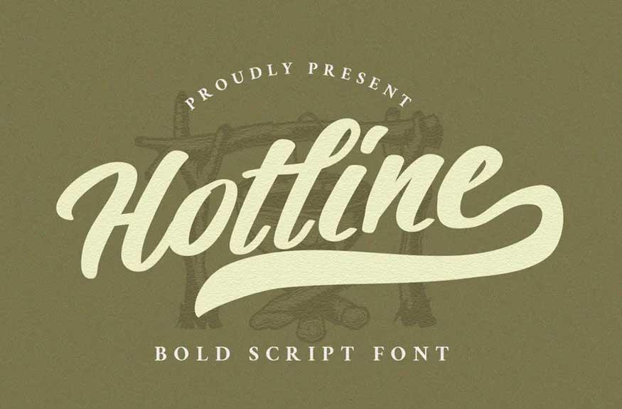 Hotline Font